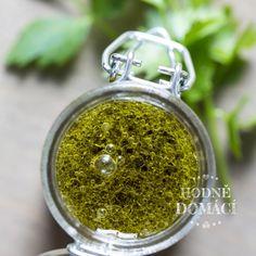 Libečkové polévkové koření | Hodně domácí Korn, Herbs, Herb, Medicinal Plants