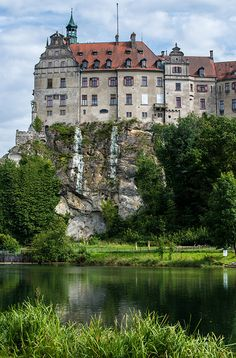 Sigmaringen Castle, Baden-wurttemberg, Medieval, Germany, Danube River, Fortress, Historic, Fine Art Print, Wall Decor, European Photography by Ultimateplaces on Etsy