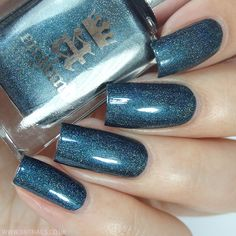 A-England - Proserpine http://www.britnails.co.uk/2015/05/a-england-rossettis-goddess-collection.html