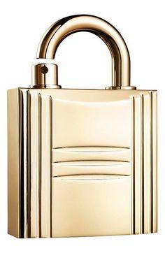 Hermes perfume refillable lock spray