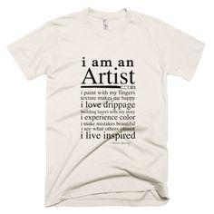 ART-tee | i am an Artist | Donna Downey Studios Inc