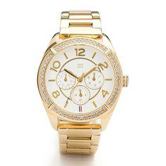 Kúsok luxusu v bežnom dni predstavuje kolekcia hodiniek Tommy Hilfiger Gracie.  http://www.1010.sk/kategoria/tommy-hilfiger/damske-hodinky-tommy-hilfiger/