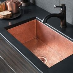 Copper Colored Kitchen Sinks
