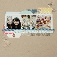 Renegade by crafty.kari from our Scrapbooking Gallery originally submitted 05/07/13 at 09:50 PM