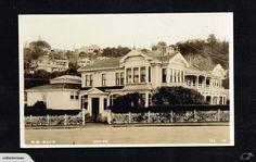 NAPIER Hawkes Bay Club 1933 postcard | Trade Me