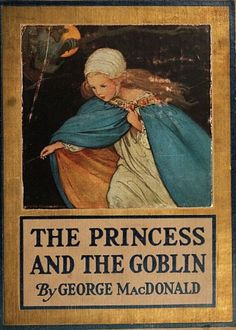 The Princess and the Goblin by George MacDonald, 1920