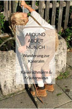 Wir wollen heute auf die Käseralm! Die Wanderung ist in jedem Fall kinderwagentauglich und -je nach Kondition auch schon für Kinder ab 3,5 Jahren zu schaffen! #wandern #ausflüge #kinder #familie #münchen #bayern