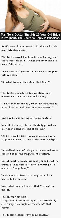 The Doctor Had The Best Response
