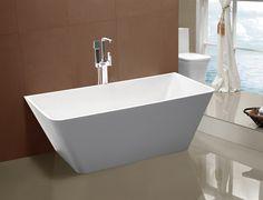 Smoove 1700 Free Standing Bath – thebathroomoutlet
