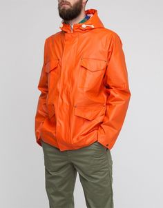 Norse Projects. Elka Sport Fabric. #needsupply
