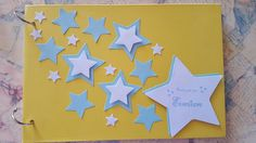 BellesCreations.gr: Ευτύχης Baby Album, Handmade Cards, Creations, Blog, Craft Cards, Baby Scrapbook, Blogging, Diy Cards, Homemade Cards