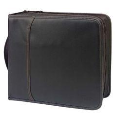 Case Logic KSW-208 224 Capacity CD/DVD Prosleeve Wallet (Black)