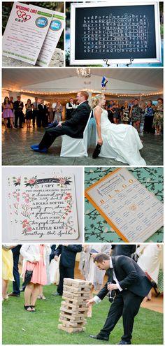 Wedding Games Ideas | Wedding Game Ideas | Fun Wedding Reception Games