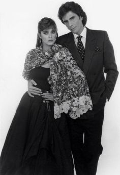 Lucia mendez y Jorge martinez
