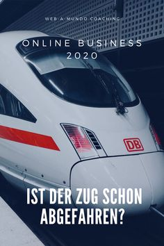 Online Business 2020 - Ist der Zug schon Abgefahren?  #onlinebusiness #erfolg #onlinebusinessaufbauen #onlinebusinessideen #coaching #coachingberatung Coaching, Influencer, Marketing Strategies, Motivation, Personal Branding, Content Marketing, Social Media, How To Plan, Website