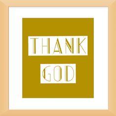 THANK GOD BUDDA BALL @BUDDABALL1