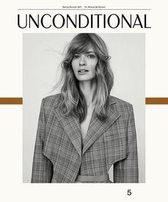 Unconditional Magazine S/S 2017 Cover