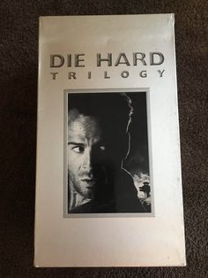 A personal favorite from my Etsy shop https://www.etsy.com/listing/516699513/die-hard-triliogy-bruce-willis-vengence