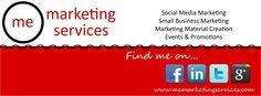 My business blog site. www.memarketingservices.com