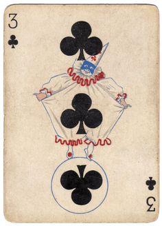 My Pet Arts: Playing Card Jokers