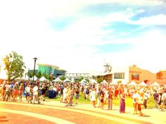 The 6th Annual Spring Town Point Virginia Wine Festival was packed on a beautiful day!
