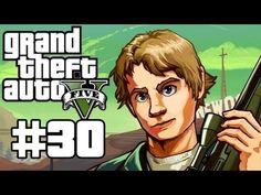 Grand Theft Auto 5 Gameplay / Playthrough w/ SSoHPKC Part 30 - Redneck R...