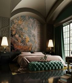 Bedroom Design Trends 2019 - Master Bedroom Ideas, One of the main . Bedroom Design Trends 2019 – Hauptschlafzimmer-Ideen, Eines der Hauptsch … Bedroom Design Trends 2019 – Master Bedroom Ideas, One of the main … Home Bedroom, Modern Bedroom, Bedroom Ideas, Design Bedroom, Bedroom Furniture, Luxury Furniture, Furniture Design, Master Bedrooms, Bedroom Romantic