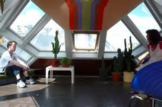 Image result for Cube house, Rotterdam, Netherlands interior