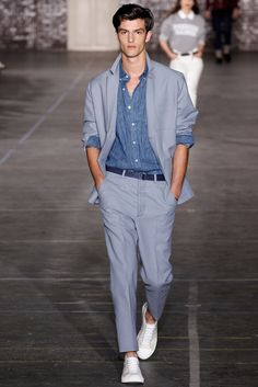 Ami Spring 2015 Menswear - Collection - Gallery - Style.com
