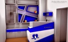 Recepție cabinet veterinar SALVET Desktop Screenshot, Cabinet, Interiors, Clothes Stand, Closet, Cupboard, Vanity Cabinet, Lockers, Cabinets