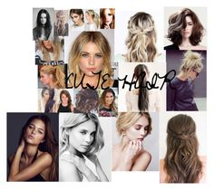 """""""cute hair"""" by beautyandsports ❤ liked on Polyvore featuring beauty and Champion"""