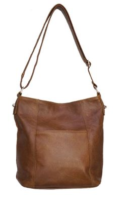 Lifestyle F2 (Brown) Genuine Leather Large Adjustable Sling Bag R 899. Handcrafted in South Africa Code: F2 Brown