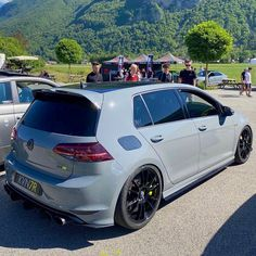 Volkswagen Golf R, Volkswagen Beetles, Golf 7 Gti, Nardo Grey, Gti Mk7, Vw Gol, New Sports Cars, Vw Cars, Porsche 356