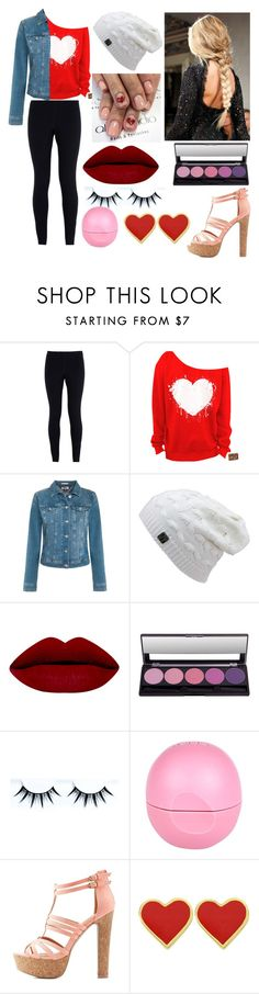 """""""Love set"""" by charleymalfoy ❤ liked on Polyvore featuring NIKE, Tommy Hilfiger, River Island and Charlotte Russe"""