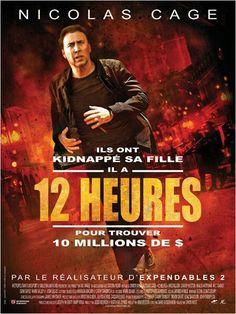 12 heures : petit film d'action qui se laisse regarder qd on aime bien Nicolas Cage