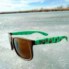 Frozen fineapples! #detoursunglasses by detoursunglasses