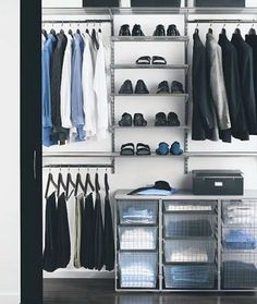Gorgeous 20+ DIY Closet For The Clothes Storage On A Budget Https://