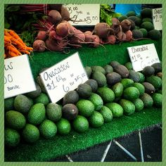 Do you shop at your local farmer's market weekly? Learn how you can spot #CAAvoGold for a chance to win California Avocados from West Pak!