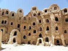 Kabaw, Libya