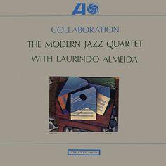 Modern Jazz Quartet Atlantic Records, Collaboration, Jazz, Modern, Trendy Tree, Jazz Music