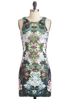 Laser Flight Show Dress, #ModCloth The greatest tight dress for curvy girls on the actual planet.