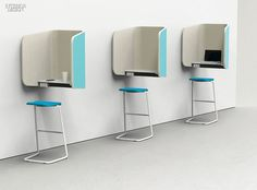Peter Pepper iBooth-NeoCon 2015 Product Preview: Office Furniture | Companies | Interior Design #solutionsstudio
