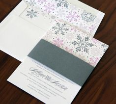 Winter Wonderland #digital #wedding #invitation #etsy #silver #purple #snowflakes #winterwedding #snowflakewedding #winterwonderland #weddinginvites #abbeymalcolmpress #abbeymalcolmletterpressanddesign www.abbeymalcolmpress.com  www.etsy.com/shop/abbeymalcolmpress