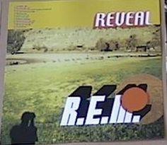 R.E.M. - Album Cover Poster Flat