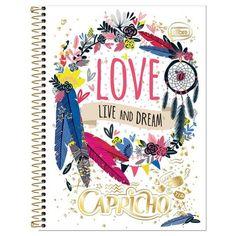 Já foi meu caderno ♡