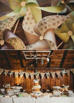 rustic and whimsical wedding in a barn on COUTUREcolorado