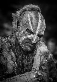 Orc by Christina Molbech on 500px
