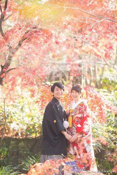 兵庫県、姫路市の好古園・姫路城での和装前撮りのプランと実際のお客様による1日の流れをご紹介。日本庭園での色打掛でも、白無垢でも、ドレスでも、姫路でしか綴れない結婚式の写真を。