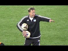 Tottenham 4v2 Transition Game. - YouTube