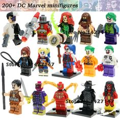 Single Sale DC Marvel Super Hero X-MEN:Apocalypse Suicide Squad joker Harley Quinn minifigures Block self-locking model toys #>=#>=#>=#>=#> Click on the pin to check out discount price, color, size, shipping, etc. Save and like it!